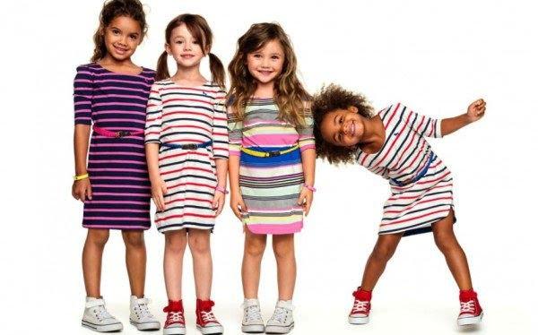 Tendințele modei la rochițe pentru fetițe, Foto: allegro.pl