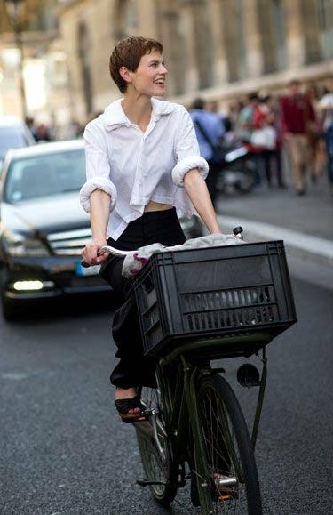 Ținută casual pentru femei, Foto: blog.eranzi.com