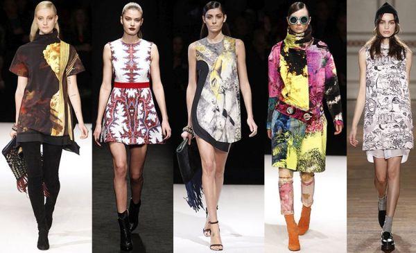 Articole vestimentare în stil pop art, Foto: fusion-of-styles.ru