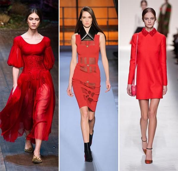 Aurora Red, culoare trendy la modă, Foto: zenstvena.com
