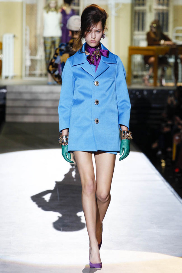 Colecția DSQUARED2 pentru toamna anului 2014, Foto: fashiongonerogue.com