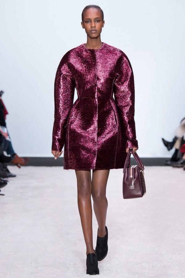 Colecția de haine din piele Giambattista Valli, Foto: thebestfashionblog.com