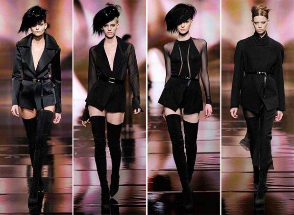 Colecția de modă Donna Karan din toamna-iarna 2014-2015, Foto: glamourgirl.ro