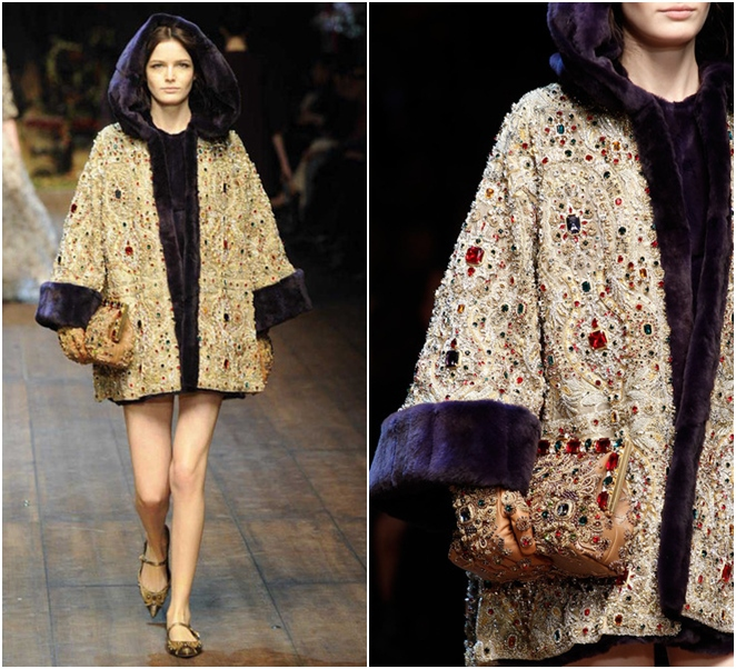 Creație Dolce&Gabbana, Foto: jetsetter.ua