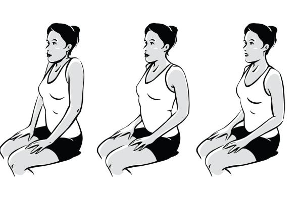 Exercițiu de rotire a umerilor, Foto: desunhospital.wordpress.com