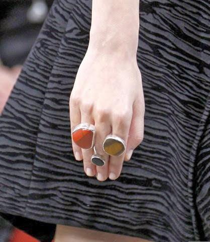 Inele la modă în toamna-iarna 2014-2015, Foto: ta.minuco-dev.com