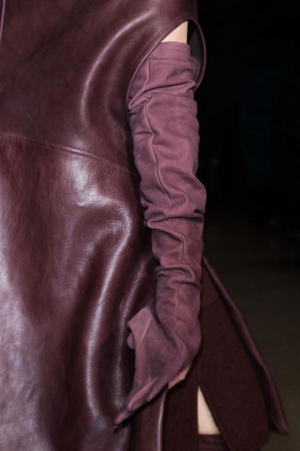Mănuși Rick Owens, fashionising.com