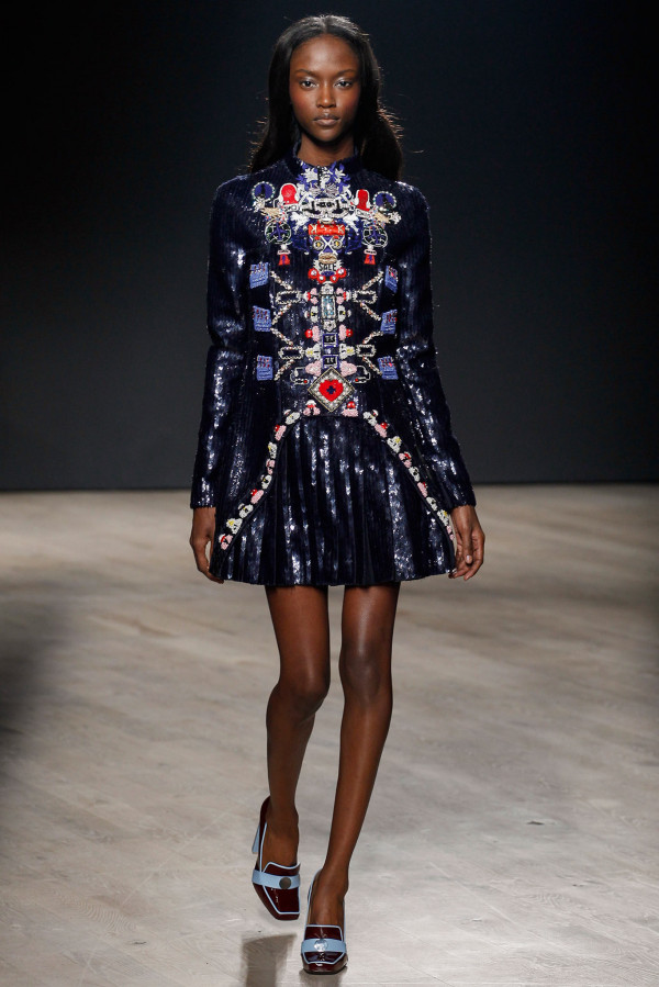Moda în toamna-iarna 2014-2015, colecția Glitter&Sequin, Foto: wardrobelooks.com