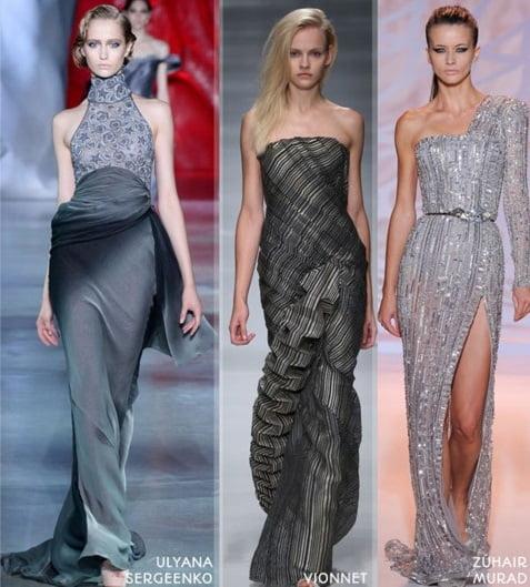 Moda în diferite nuanțe de gri pentru toamna-iarna 2014-2015, Foto: buduars.lv