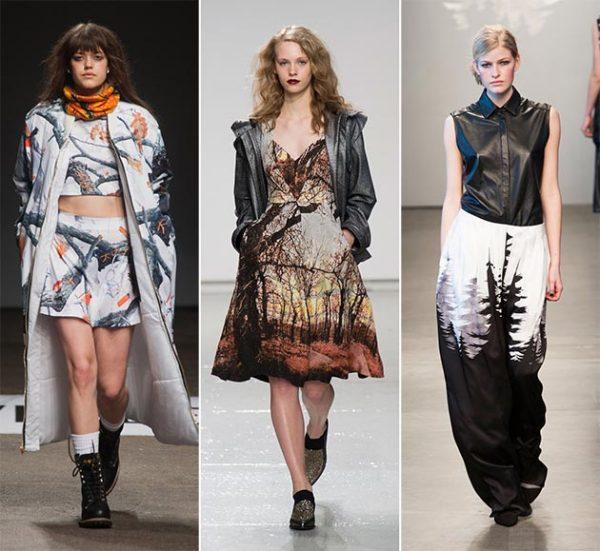 Moda în toamna-iarna 2014-2015, Foto: thefashionadviser.com