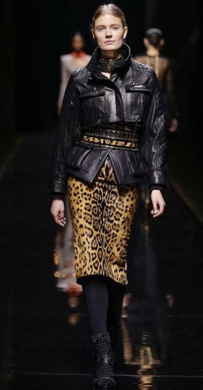 Moda Balmain în toamna-iarna 2014-2015, Foto: fashionbashon.com