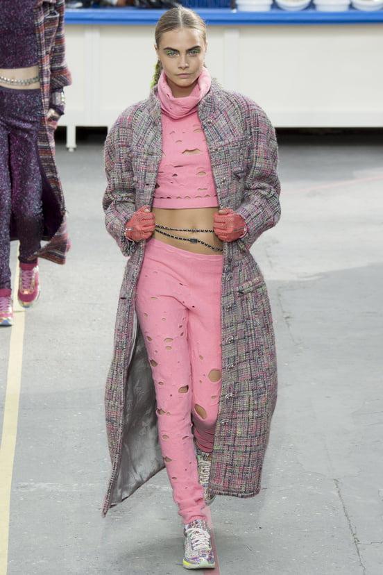 Moda Chanel pentru acest sezon, Foto: en.vogue.fr