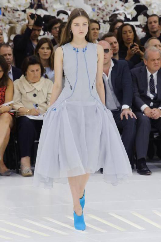 Moda Christian Dior din toamna anului 2014, Foto: fashionstyleguru.wordpress.com