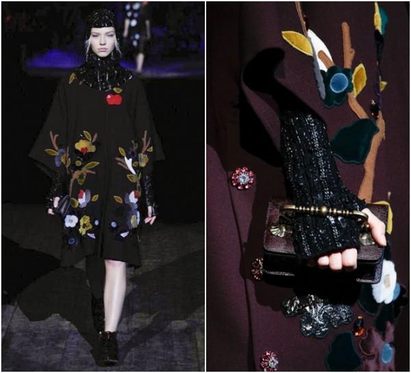 Moda Dolce&Gabbana 2014, Foto: jetsetter.ua
