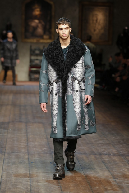 Moda Dolce&Gabbana, Foto: hero-magazine.com
