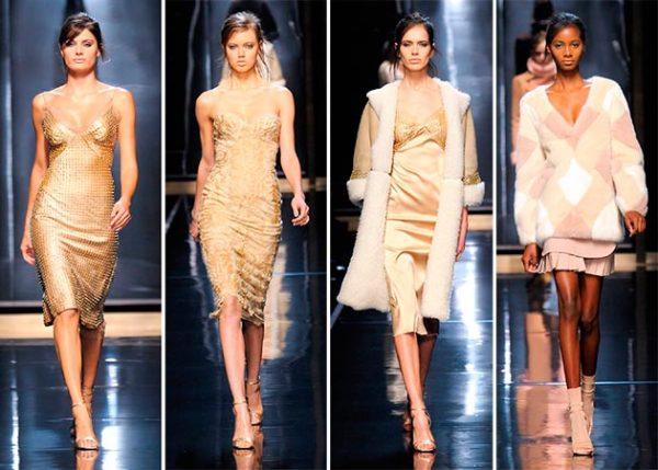 Moda Ermanno din toamna-iarna 2014-2015, Foto: fashionisers.com