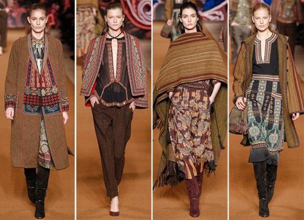 Moda Etro din toamna-iarna 2014-2015, Foto: fashionisers.com