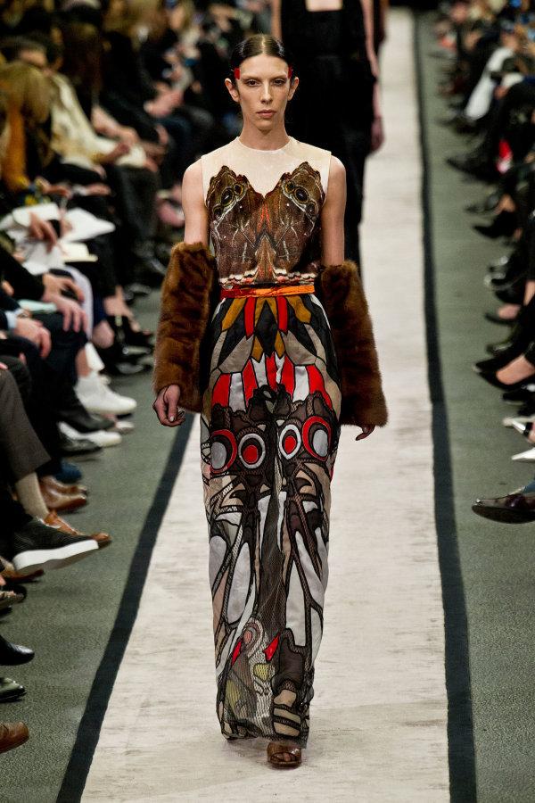 Moda Givenchy în anul 2014, Foto: fabsugar.com