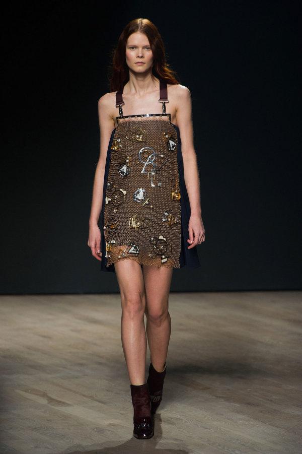Moda Mary Katrantzou, Foto: popsugar.com