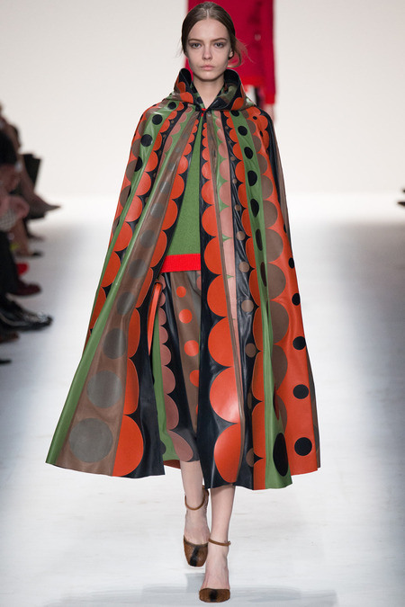 Moda Valentino în toamna anului 2014, Foto: thelivingfashion.com