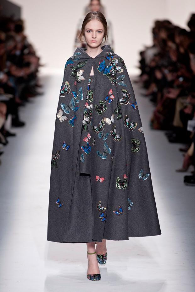 Moda Valentino din 2014-2015, Foto: fashionising.com