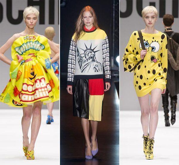 Moda pop art în toamna-iarna 2014-2015, Foto: thefashionadviser.com