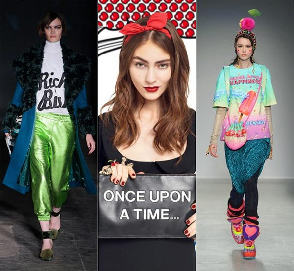 Moda pop art, Foto: thefashionadviser.com