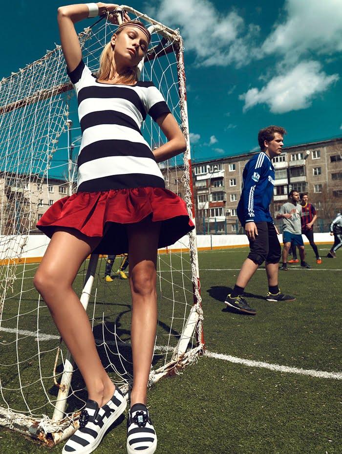 Moda sport 2014, Foto: fashiongonerogue.com