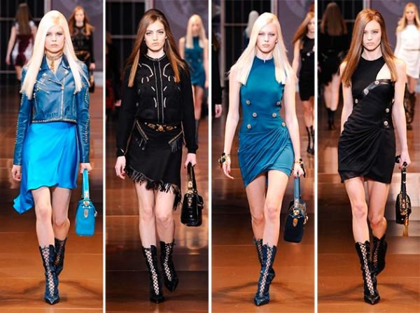 Modele de cizme Versace, Foto: glamourgirl.ro