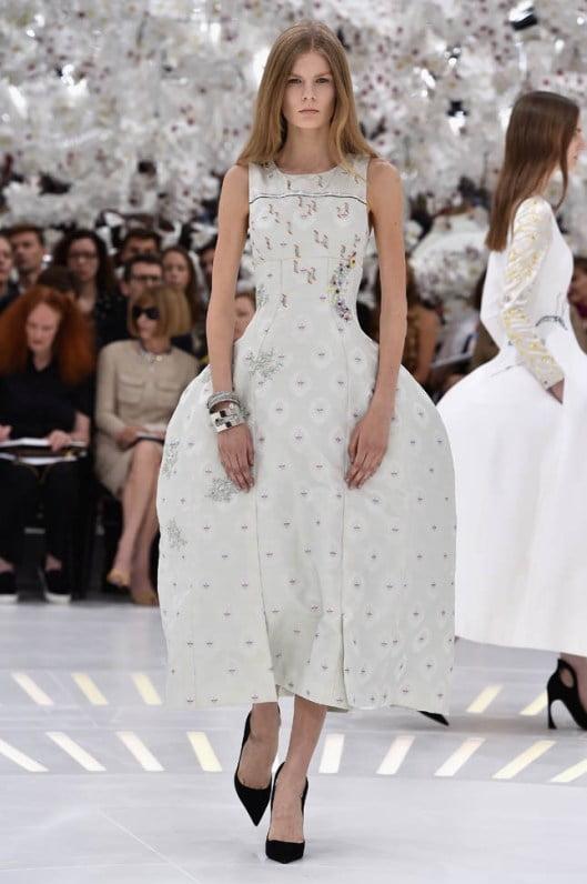 Colecția de toamnă-iarnă Christian Dior, Foto: fashionstyleguru.wordpress.com