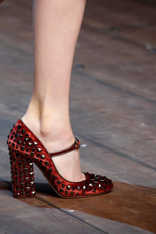 Pantofi Dolce&Gabbana, Foto: kleanperspektive.com