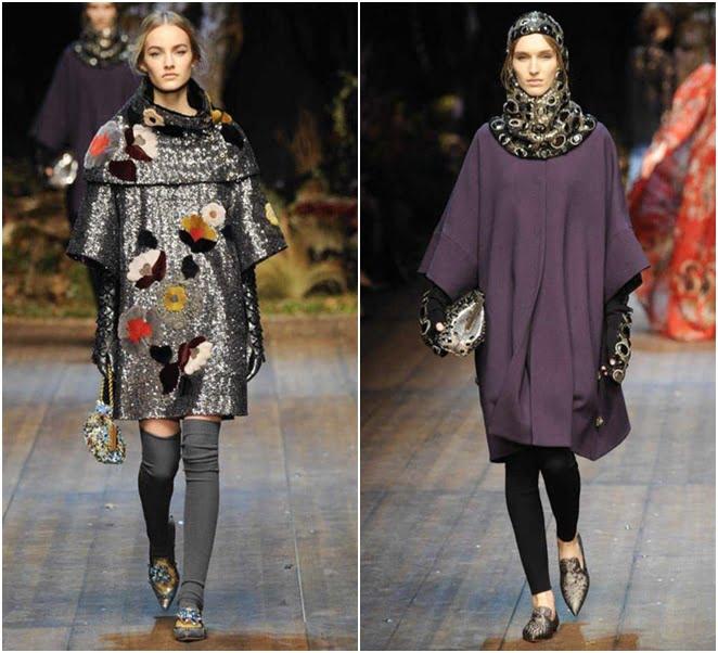 Pelerine la modă în 2014-2015, Foto: jetsetter.ua