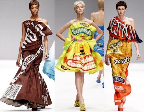 Pop art, o tendință extravagantă în moda din acest an, Foto: fusion-of-styles.ru