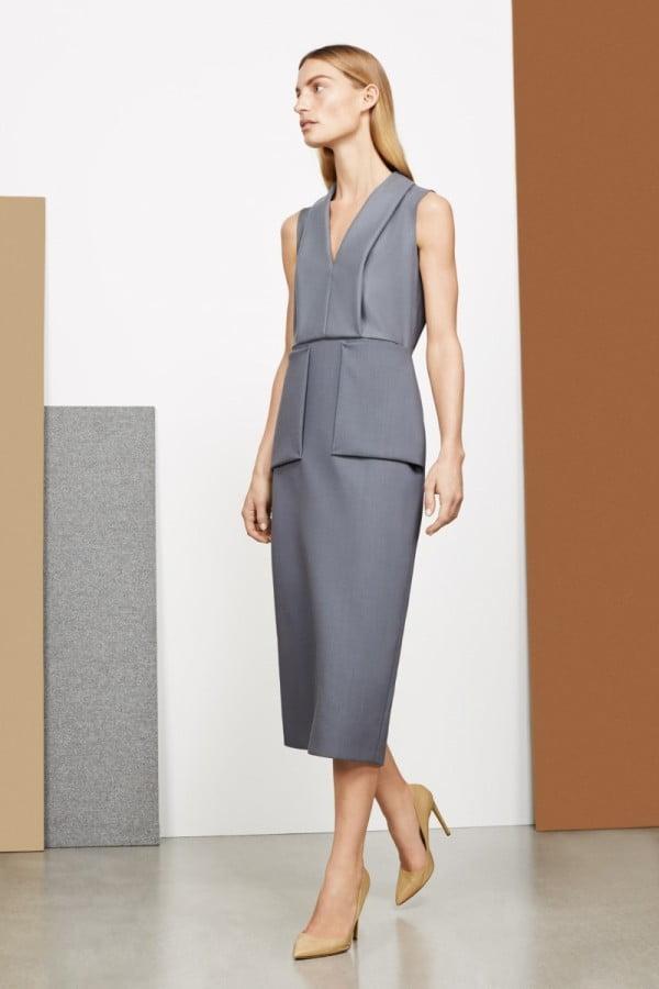 Rochie Jaeger la modă în acest sezon, Foto: thebestfashionblog.com