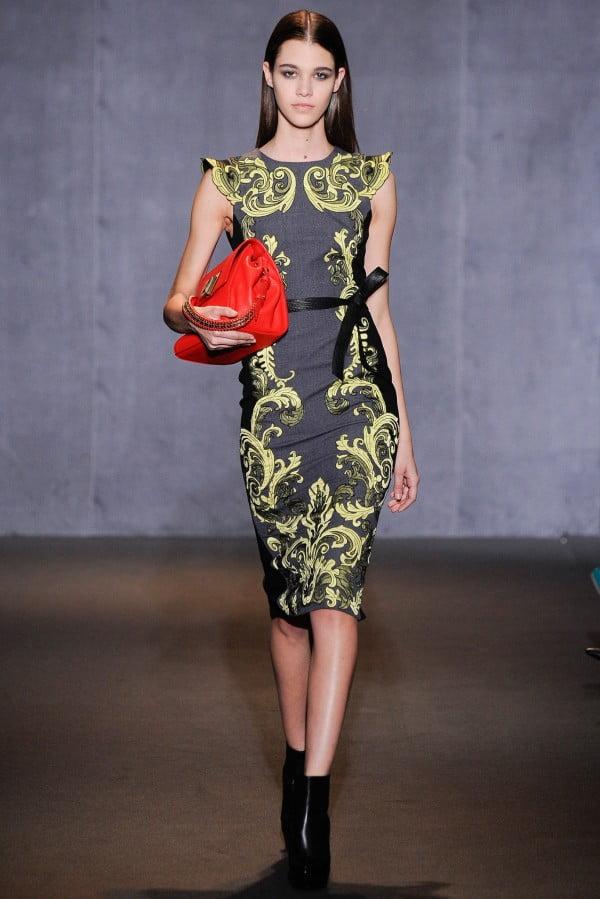 Rochie elegantă Andrew Gn, Foto: thebestfashionblog.com