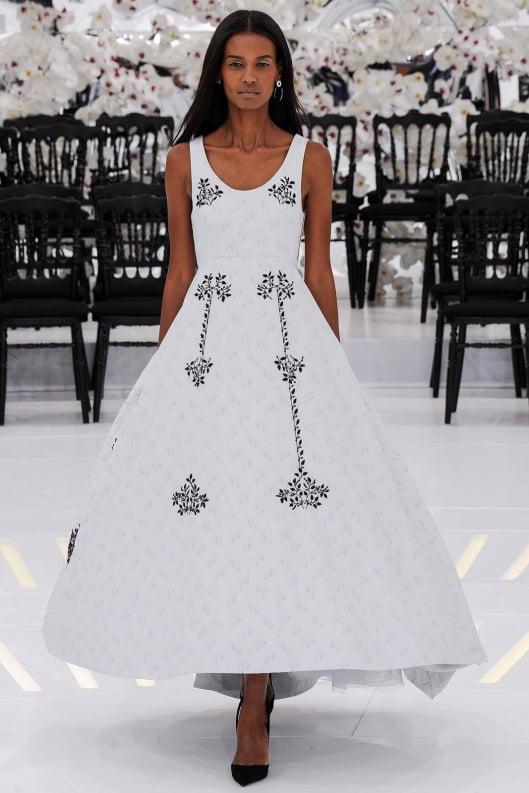 Rochie elegantă Christian Dior, Foto: fashionstyleguru.wordpress.com
