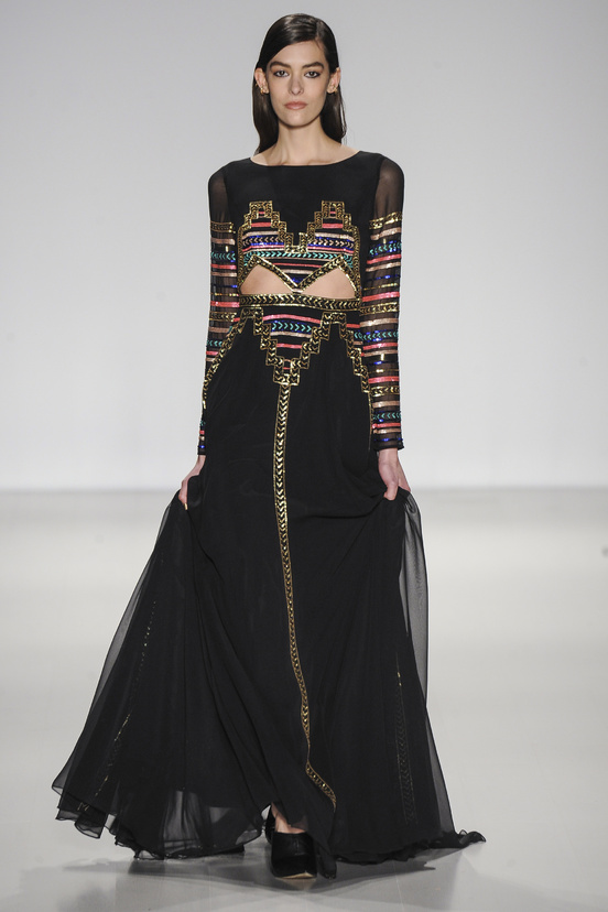 Rochie elegantă creată de Mara Hoffman, Foto: en.vogue.fr