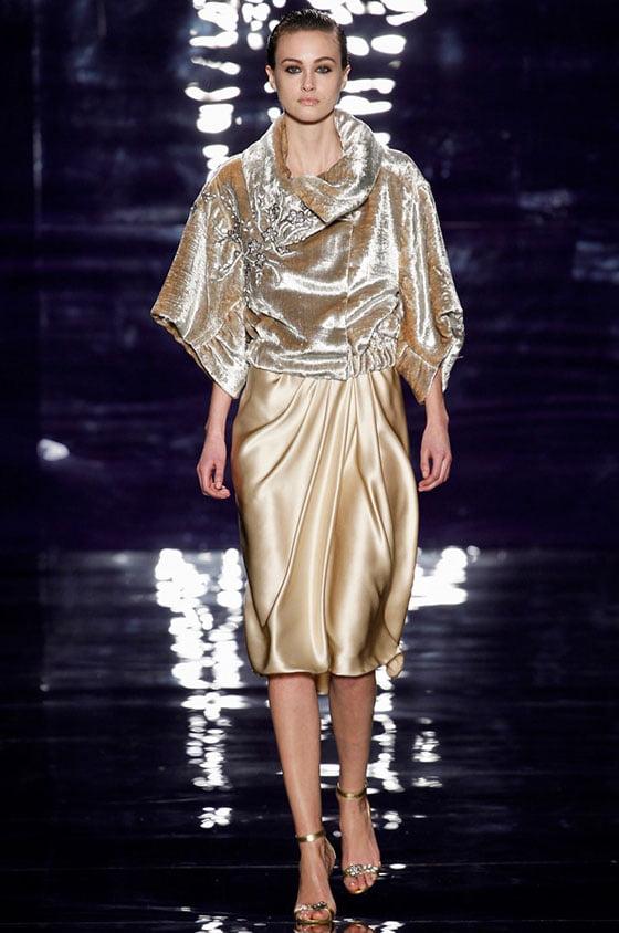 Rochie la modă în toamna-iarna 2014-2015, Foto: anazahra.com