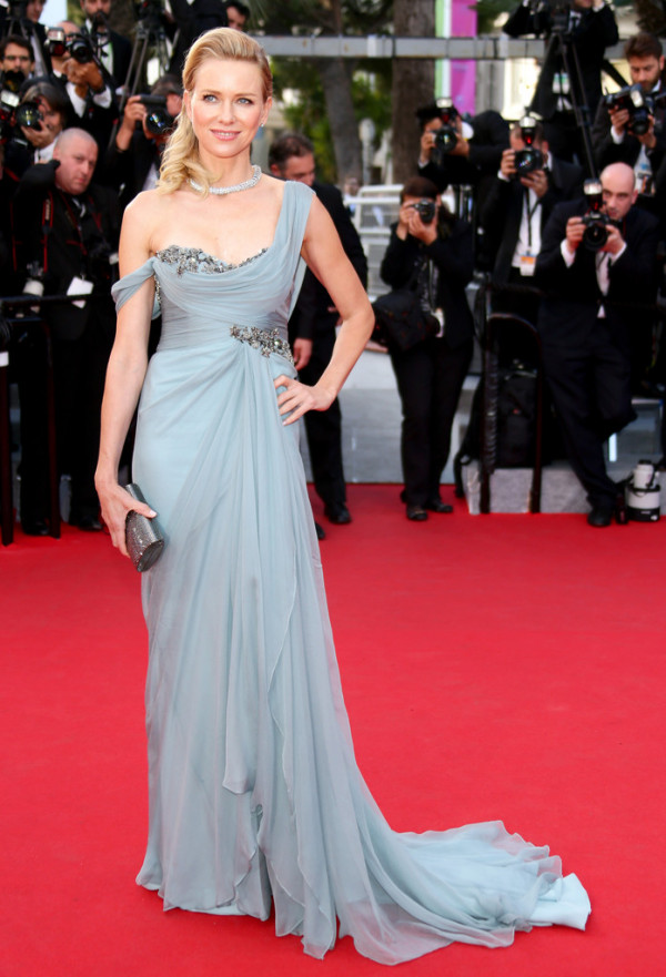 Rochie superbă la Naomi Watts, Foto: frontpagecelebrities.com