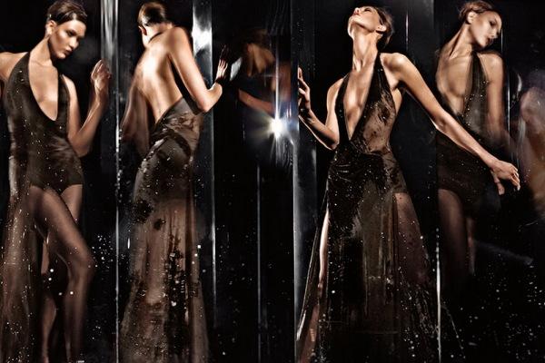 Stilul Boudoir, colecția Donna Karan, Foto: luxurystnd.com