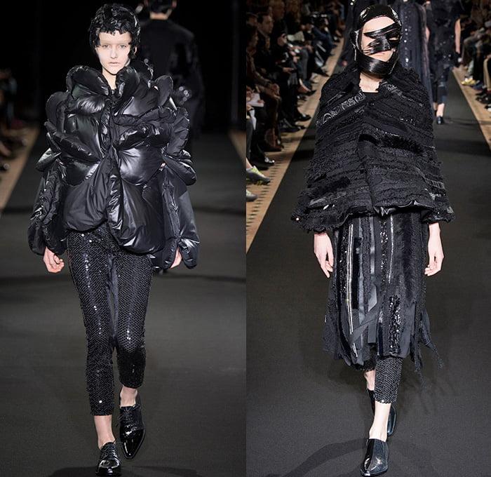 Tendințele modei din toamna-iarna 2014-2015 la Junya Watanabe, Foto: denimjeansobserver.com