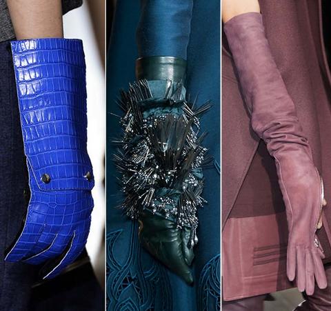 Tendințele modei la mănuși din acest an, Foto: sellinismode.blogspot.ro