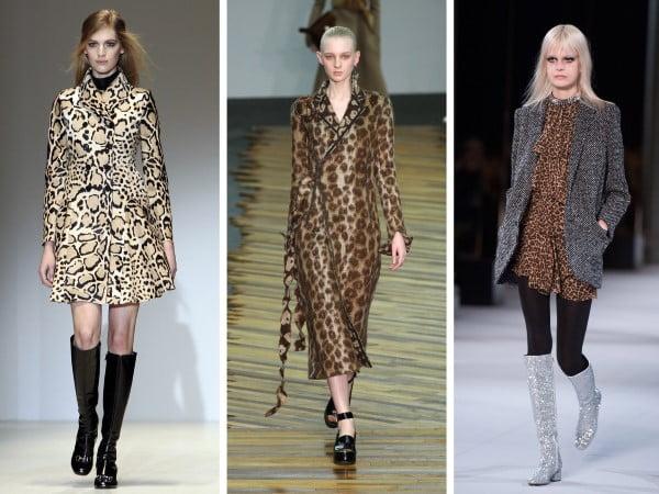Ultimele tendințe în stil animal print (leopard) din anul 2014, Foto: women.howzit.msn.com