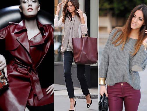 Vișiniul este la modă în acest an, Foto: glamorandbeauty.blogspot.ro
