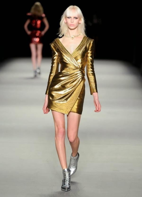 Rochie Saint Laurent, Foto: lyst.com