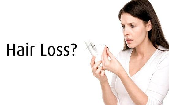 Caderea părului, Foto: lossworkout.com