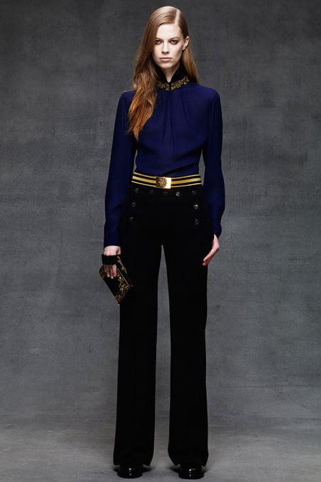 Centură elegantă pentru pantaloni, Foto: garbandbanter.com