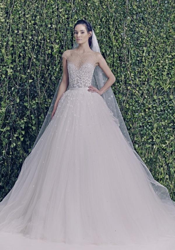 Colecția de rochii de mireasă din toamna anului 2014 la Zuhair Murad, Foto: designerbridalroom.com.hk