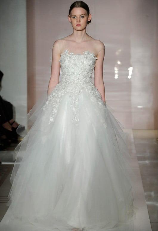 Colecția de rochii pentru mirese Loni Reem Acra, Foto: thedress.it