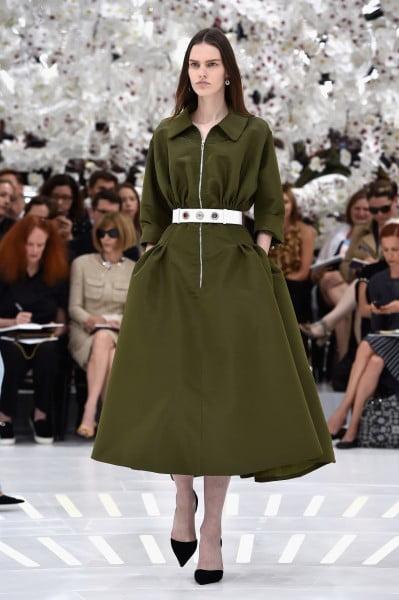 Curea elegantă marca Dior, Foto: poshpoint.com